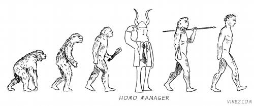 Homo Manager